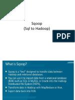 9 Sqoop Notes
