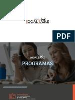 Programa Escuela Social Eagle