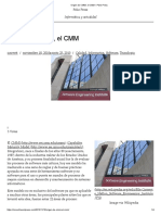 Origen de CMMI, El CMM – Peke Press