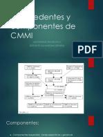 exposicion - Antecedentes y Componentes de CMMI