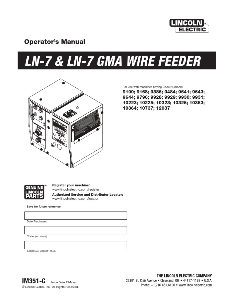 Lincoln Ln 7 Wiring Diagram   Wiring Diagram on