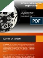 Exposicion Sensores de Posicion Proporcional