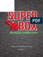 Manual de Identidade Visual - Super Box