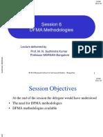 06 DFMA Methodologies