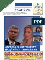 la Nuova Fucina n. 1  - Maggio 2010