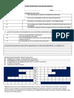 Agosto 2017-Evaluacion Las Organizaciones