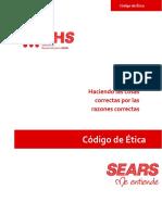 Codigo de Etica Sears