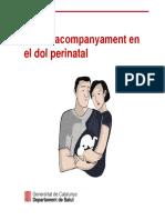Guia d'Acompanyament en El Dol Perinatal