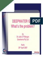 FlowAssuranceAustralianDeepwater26Apr07JulieMorgan
