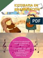 Musicoterapia en Neurorehabilitación