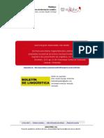 Escritura universitaria, fragmentariedad y distorsiones enunciativas propuestas de prácticas de lectura y escritura focalizadas en la materialidad lingüístico-discursiva.