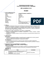 00 Au 0533 Acondicionamiento Ambiental i 2015-II Wieser