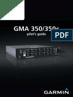 GMA 350 Pilot's Guide