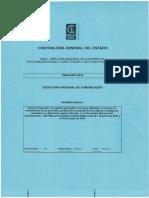 Informe Secom Ecuador