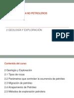 2 Geologia y Exploración