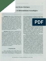 Determinismo Tecnológico..pdf