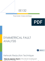 Symmetrical Fault Analysis