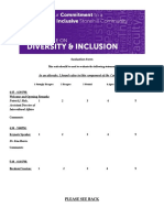 conference on diversity and inclusion evaluation form final 2017