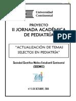 Jornada Academica de Pediatria 1
