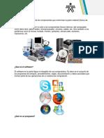 Lectura Clasificación Del Software