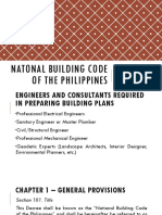 Module 7 - National Building Code