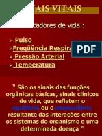 Semiologia II Sinais Vitais