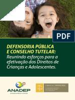 Cartilha InfaNcia Adolescencia Online