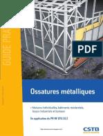 Ossatures Métalliques Maisons Individuelles, Bâtiments Résidentiels, Locaux Industriels Et Bureaux