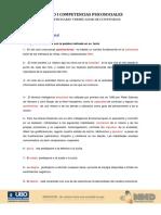 Modulo I Competencias Psicosociales CUESTIONARIO VERIFICADOR[1]