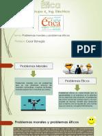 Problemas Morales y Problemas Éticos
