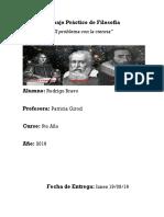 Trabajo Práctico de Filosofía Rodrigo Bravo