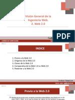 Visión General Web 2.0