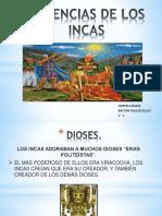 Crenncias de Los Incas (1)