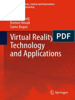Virtual Reality Technology and Applications-Springer Netherlands (2014)