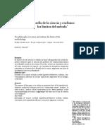 Filosofía de la ciencia y realismo los límites del métdo.pdf