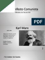 O Manifesto Do Partido Comunista - Karl Marx Engels