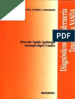 Diagnosticos Enfermeria Taxonomia NANDA
