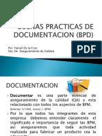 Buenas Practicas de Documentacion