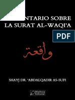 Comentario Sobre La Surat Al Waqia