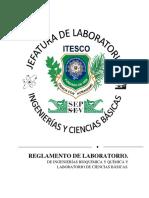Reglamento Laboratorio Itesco (1)