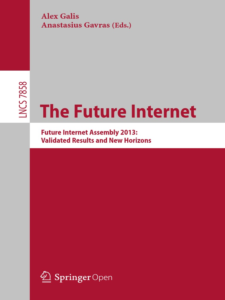 The Future Internet | Internet Of Things | Cloud Computing