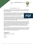 Presiding Officer's Decision Adopting Phase 3b Settlement Agreement a15!07!019
