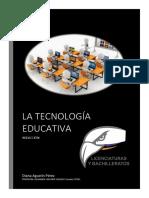 La Tecnología Educativa