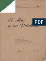 Cuadernos Trimestrales de Poesía 1