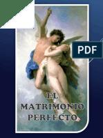 El Matrimonio Perfecto o Puerta de Entrada a la Iniciación