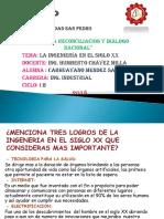 Las 20 Principales Logros de La Ing.industrials