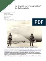Ditadura Militar Brasileira Era Cenário Ideal Para Corrupção