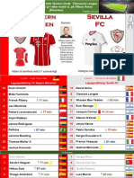 Champions League 180411 Beyern München - Sevilla 0-0