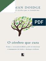 O Cerebro Que Cura - Norman Doidge