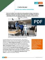 A La Rencontre de Robots Humanoides 60855
